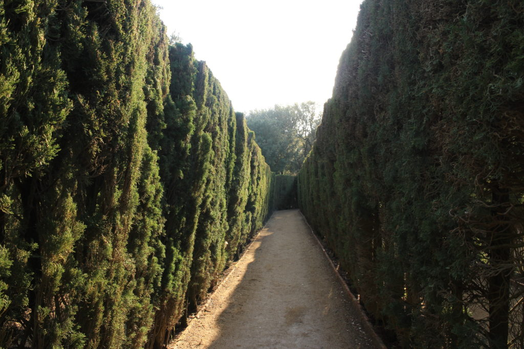 Barcelona Laberinto de Horta