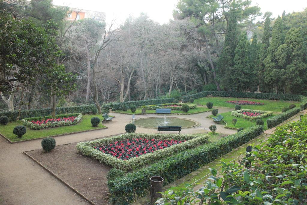 西班牙巴賽隆納 Laberinto de Horta