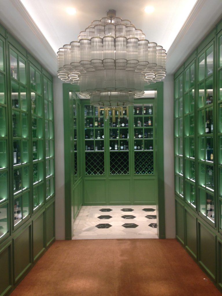 Vincci the mint Madrid lobby