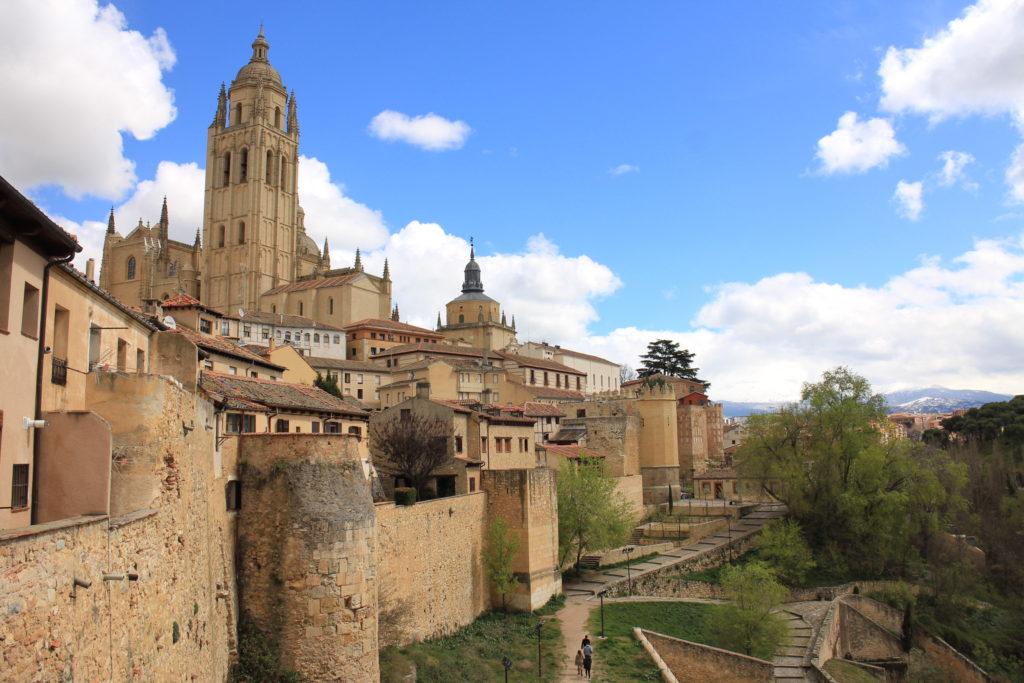 西班牙Segovia古鎮