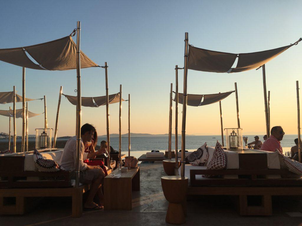 希臘米克諾斯4天3夜慵懶海灘+自駕行程 Day 3 Cavo tagoo hotel