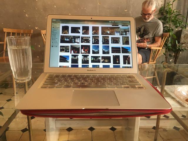希臘雅典咖啡店推薦:Philos我的位子