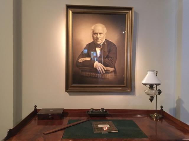 冰島國立博物館展示