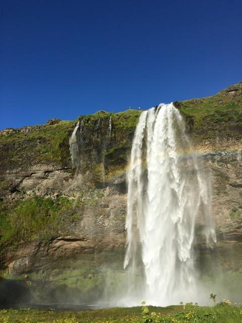 冰島環島自駕行程Day1:Seljalandsfoss瀑布