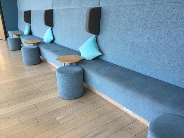 冰島環島自駕行程Day1:Icelandair Hotel Vik接待大廳