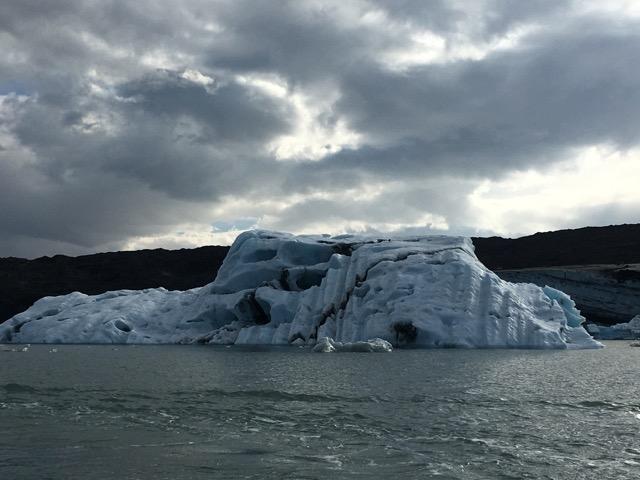 冰島環島自駕環島攻略冰川湖冰山