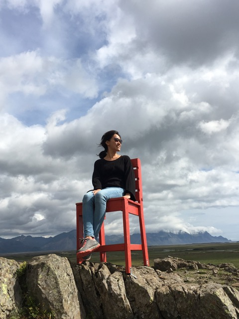 冰島環島自駕環島攻略Day4:東海岸紅椅子