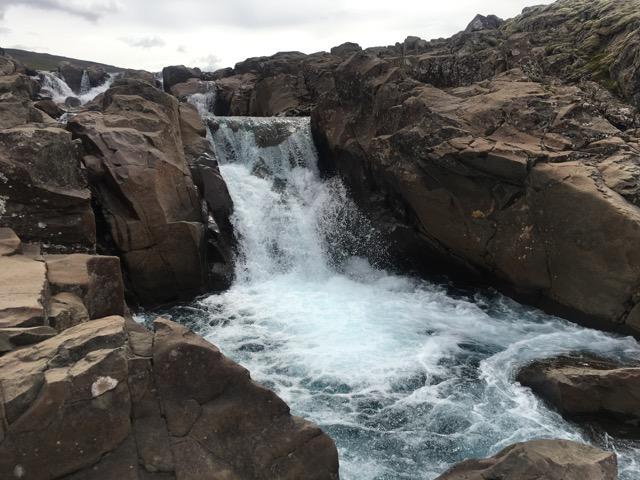 冰島環島自駕環島攻略Day4:東海岸939公路瀑布