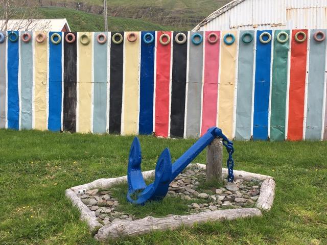 冰島環島自駕環島攻略Day4:東海岸住宿推薦Seydisfjordur Við Lónið guesthouse