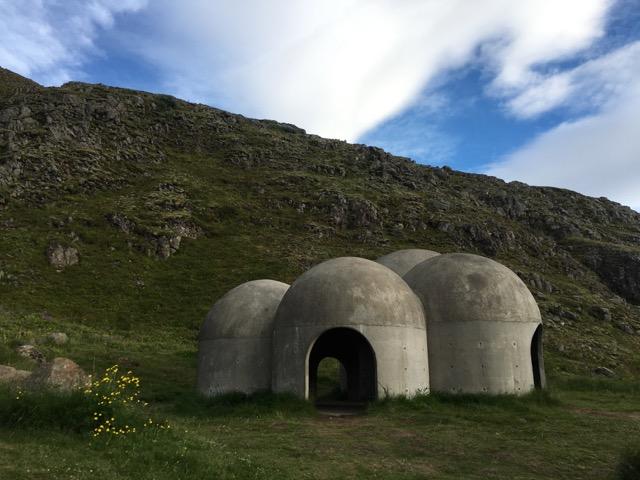 冰島環島自駕環島攻略Day4:東海岸住宿推薦Seydisfjordur Við Lónið guesthouse Tvísöngur