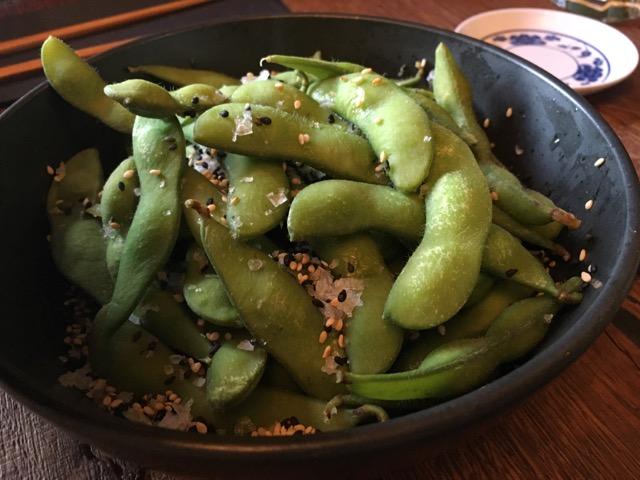 冰島環島自駕環島攻略Day4:東海岸食記Seydisfjordur Nord Austur Sushi & Bar毛豆