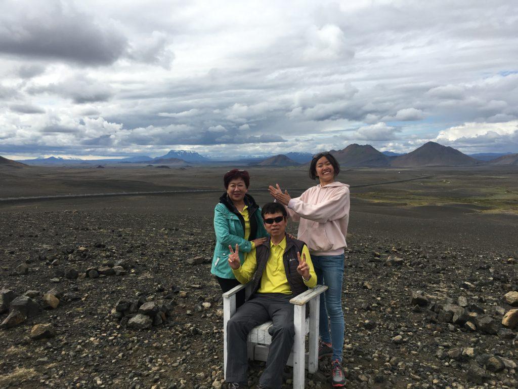 冰島環島自駕環島攻略Day5:Hverir地熱