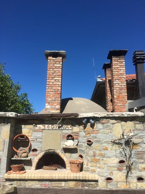 希臘天空之城Meteora住宿推薦 Montanema Handmade Village手工打造