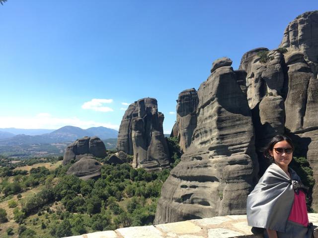 希臘天空之城Meteora住宿推薦 Montanema Handmade Village天空之城