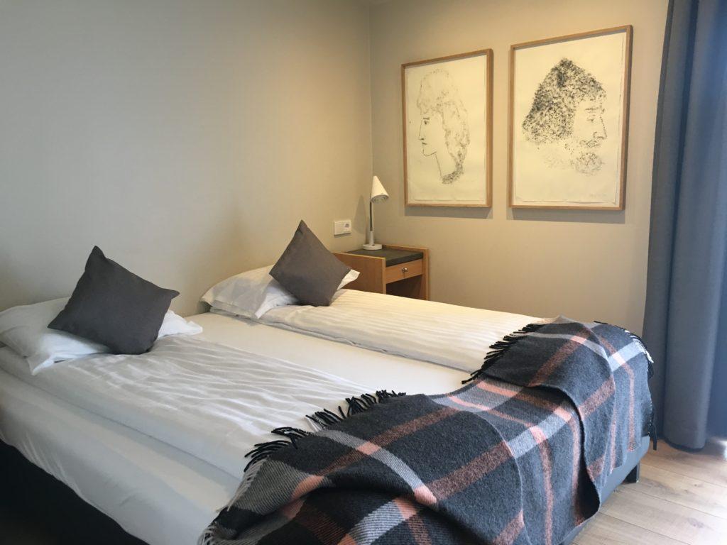 冰島環島自駕環島攻略西部住宿推薦Hotel Husafell