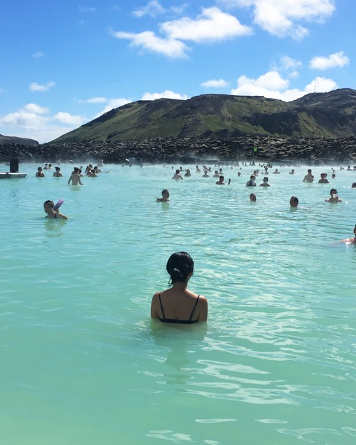 冰島環島自駕環島攻略藍湖溫泉