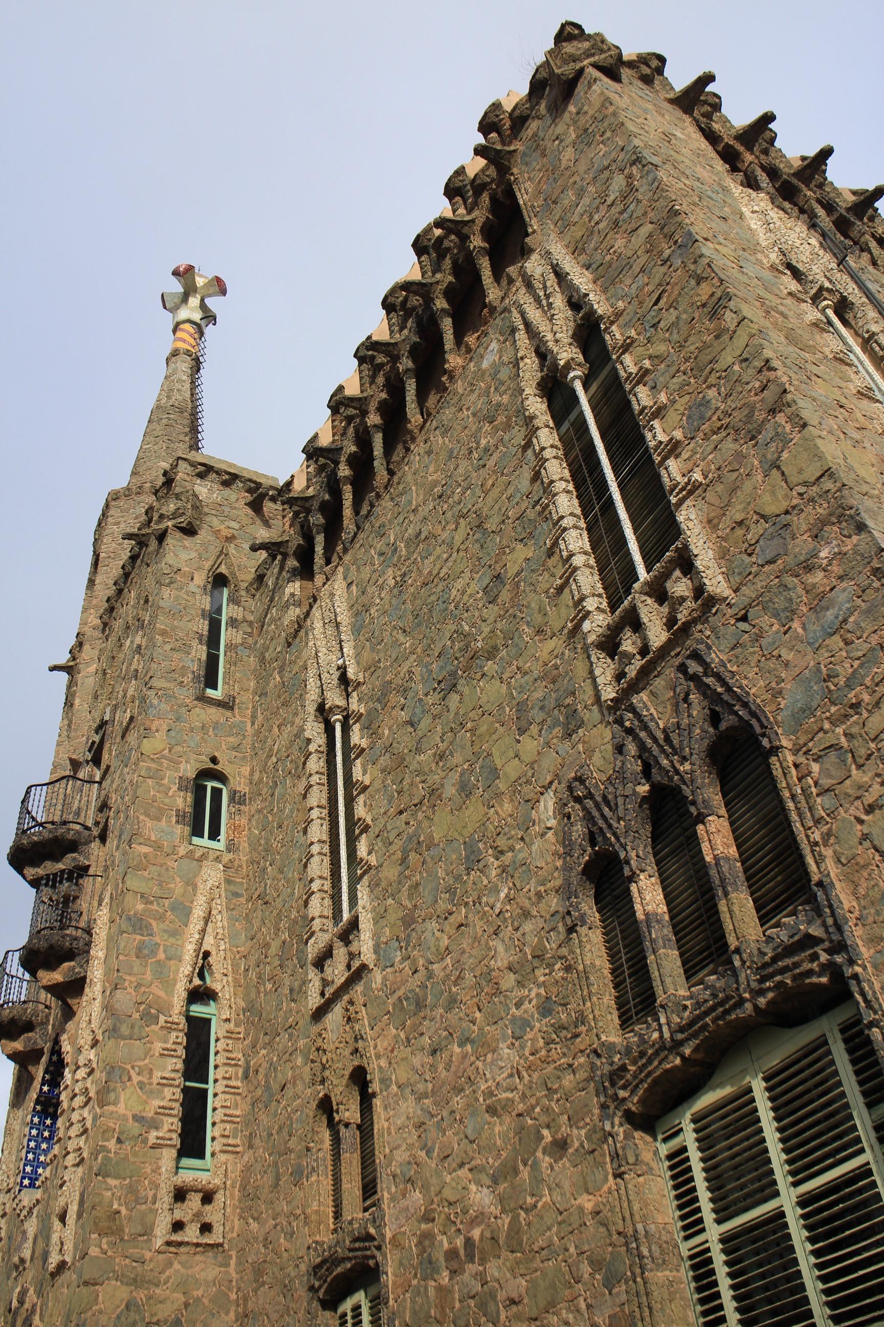 巴賽隆納高第Torre Bellesguard