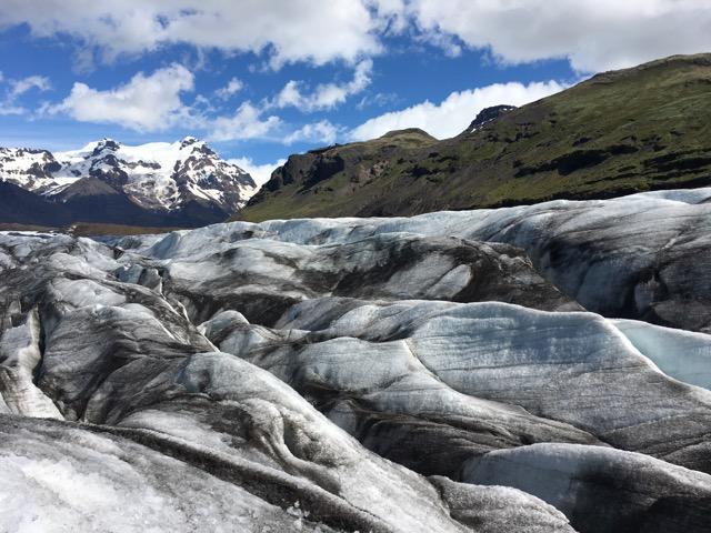 冰島環島自駕環島攻略冰川健行