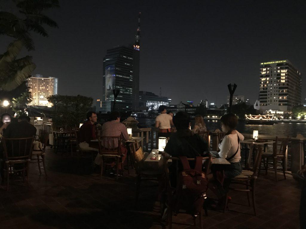 半島酒店Peninsula Bangkok泰式晚餐