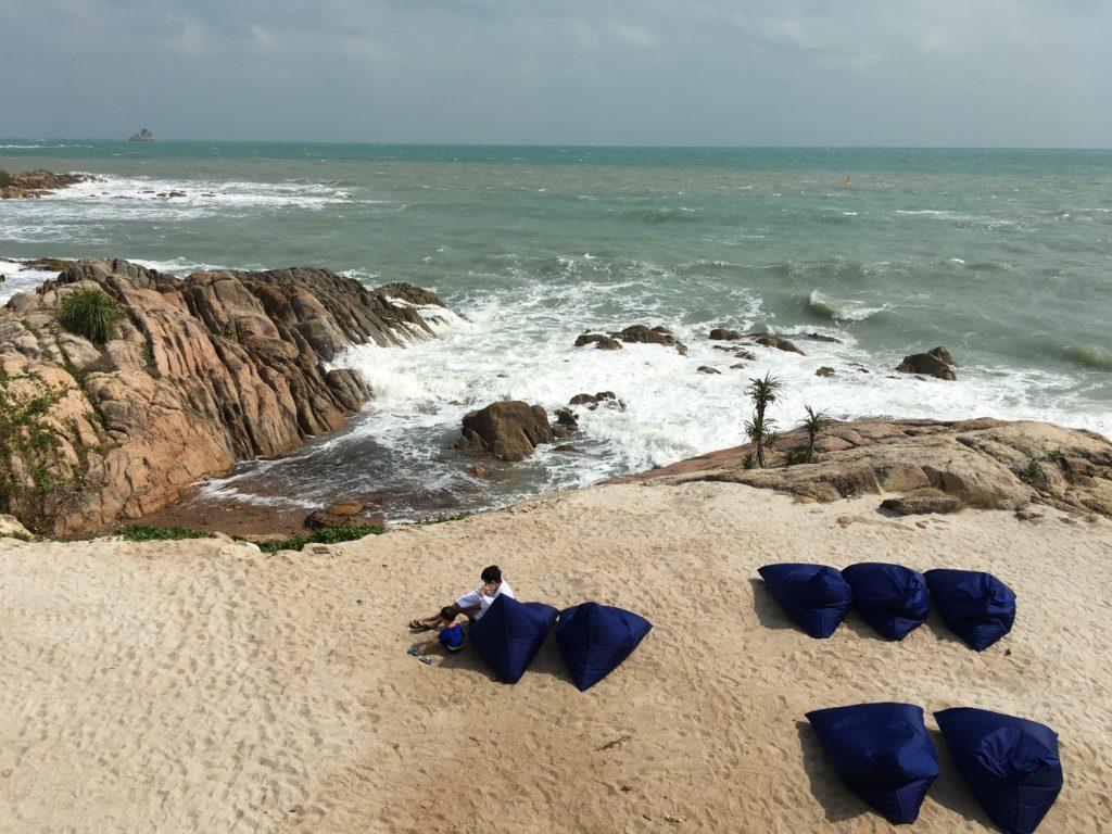 泰國蘇美島住宿|Ritz-Carlton度假村海灘