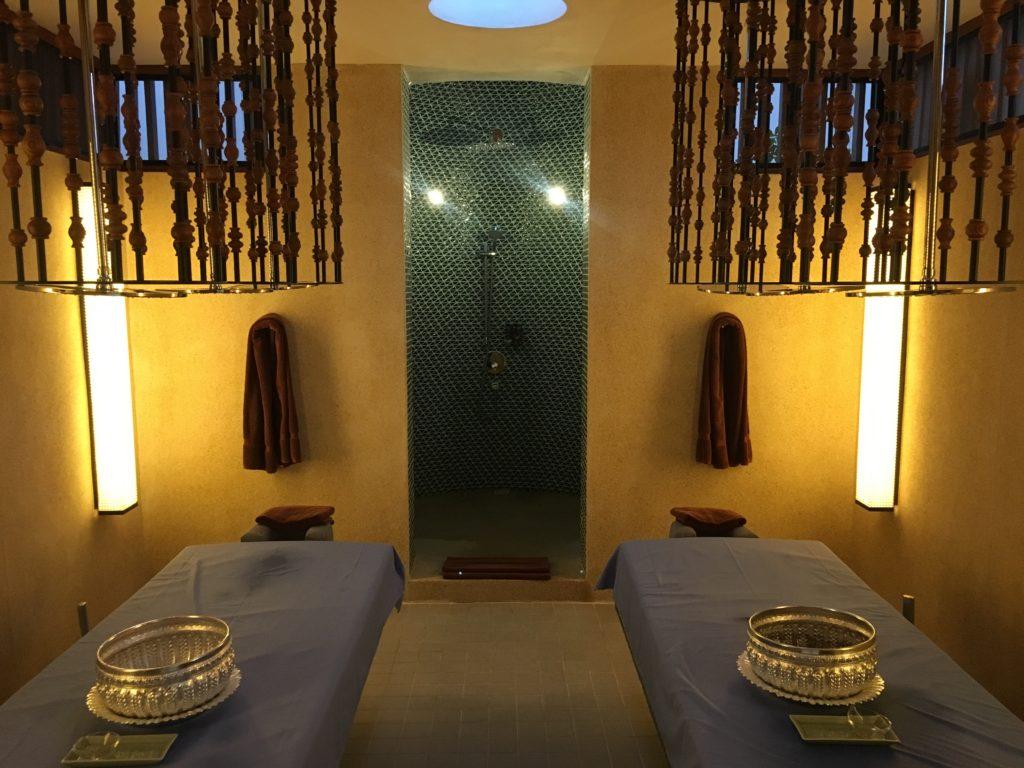 泰國蘇美島住宿|Ritz-Carlton度假村按摩中心