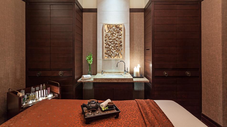 半島酒店Peninsula Bangkok按摩spa服務