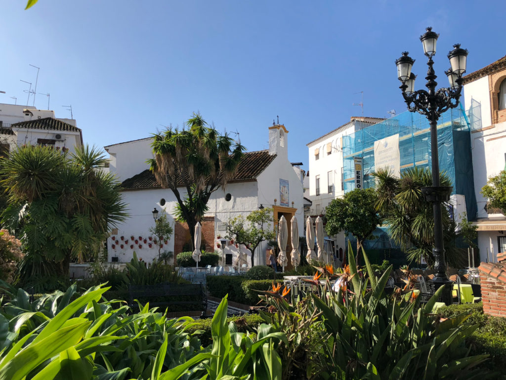 Marbella舊城區