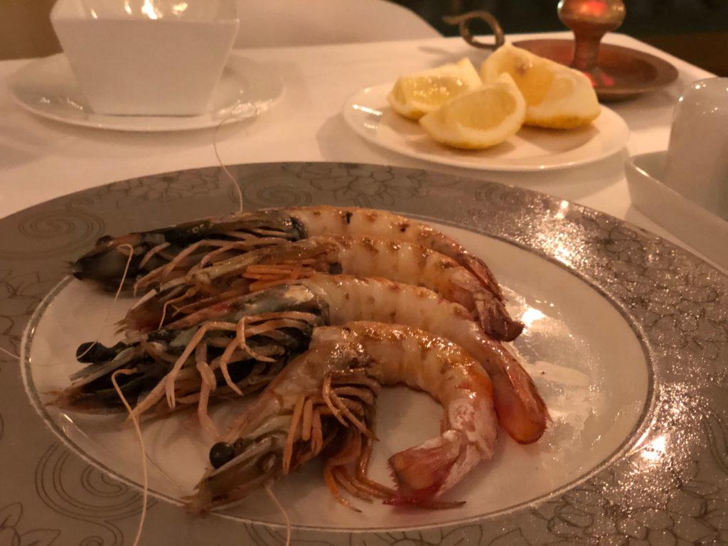 Marbella餐廳推薦Restaurante Santiago
