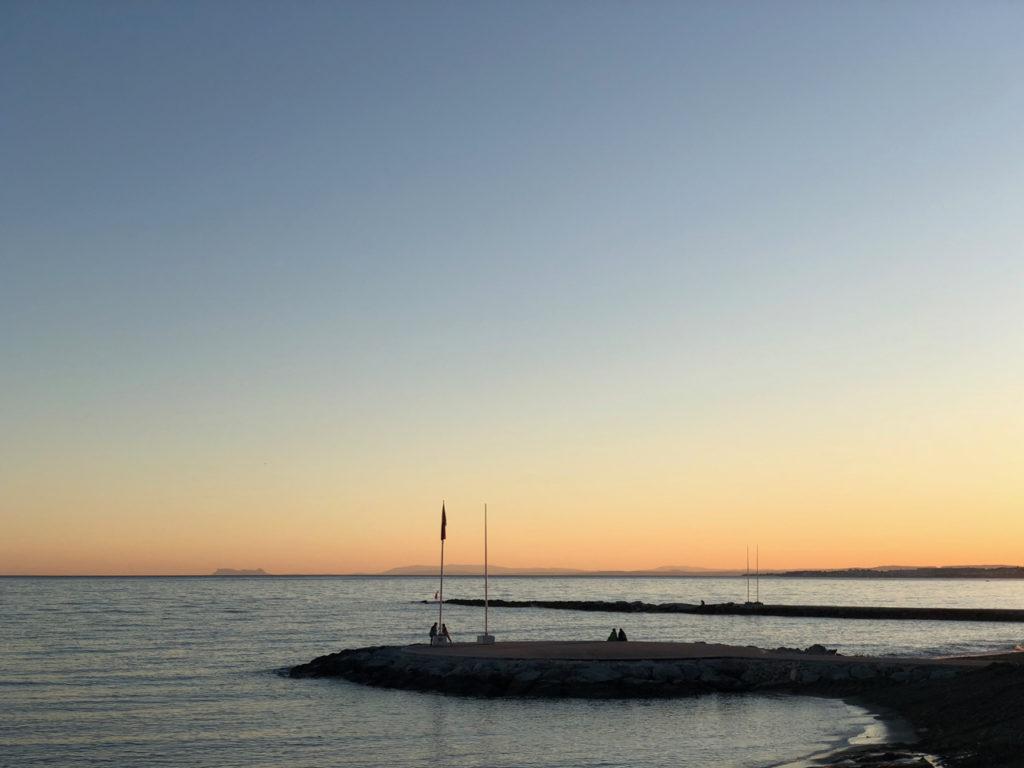 Marbella海岸