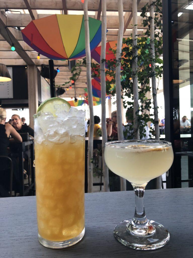 瑞典斯德哥爾摩食記:Tak terrace bar酒吧調酒