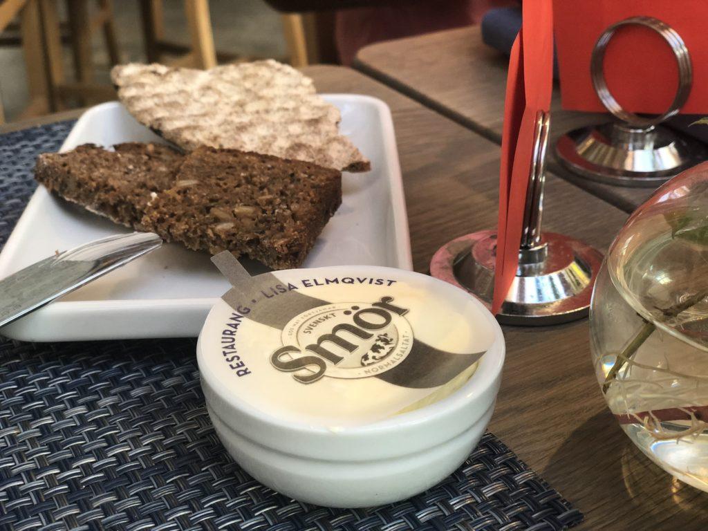 瑞典斯德哥爾摩食記:Saluhall餐廳麵包