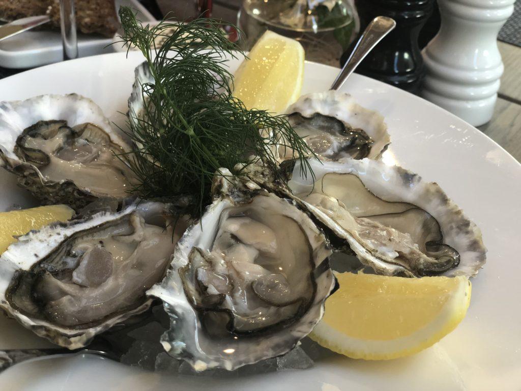 瑞典斯德哥爾摩食記:Saluhall餐廳生蠔